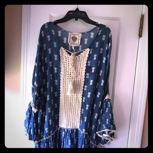 Z&L Tunic/Beach Cover-Up